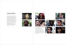 Occupy Wall Street ( The people )