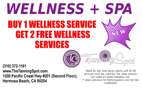 Spa Specials in Hermosa Beach