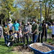 Montclair Culminates Earth Day Celebration Week with Town-Wide Parks Clean-Up
