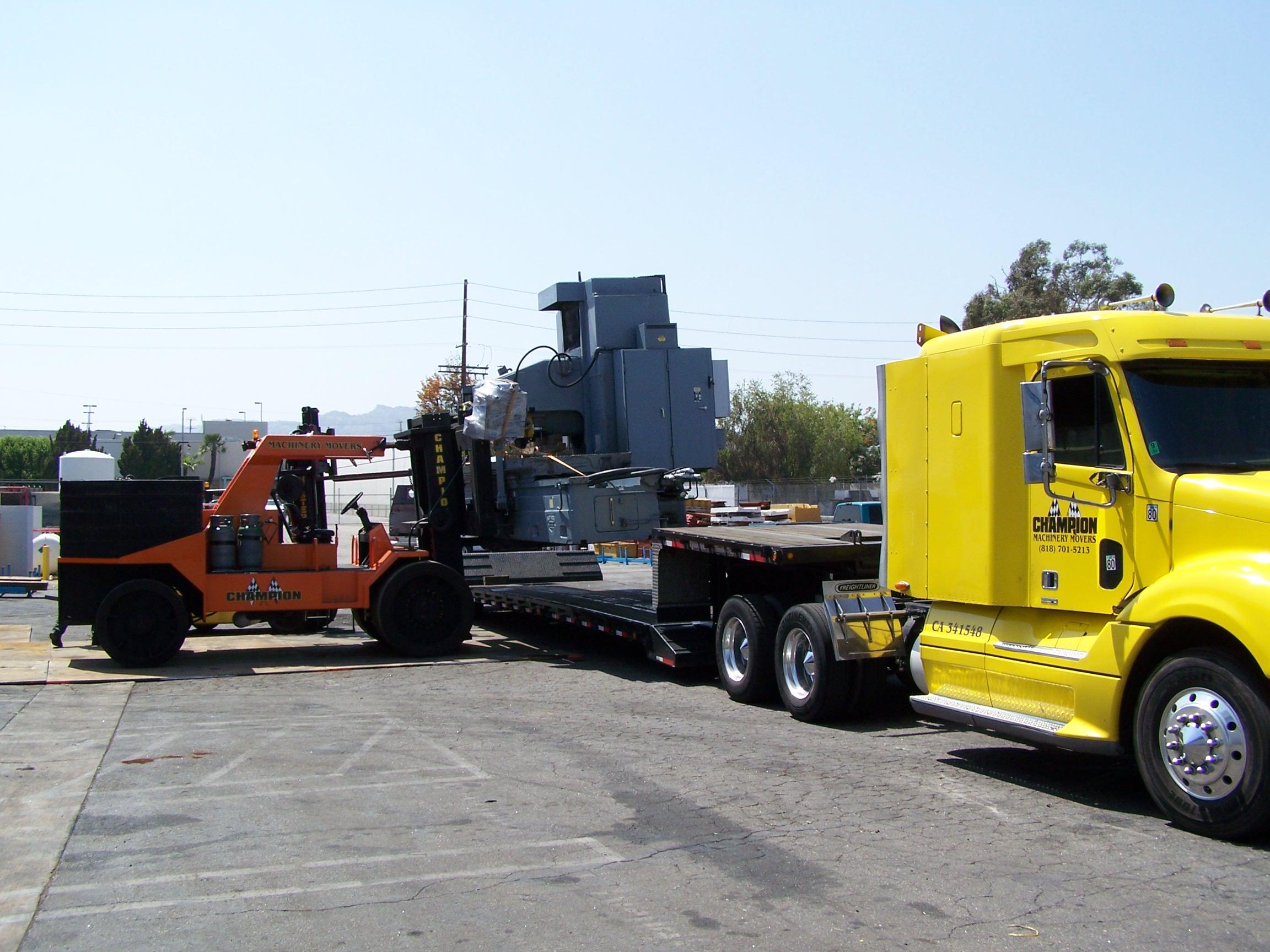 Rigging Service in Los Angeles CA