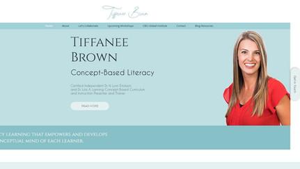 Tiffanee Brown
