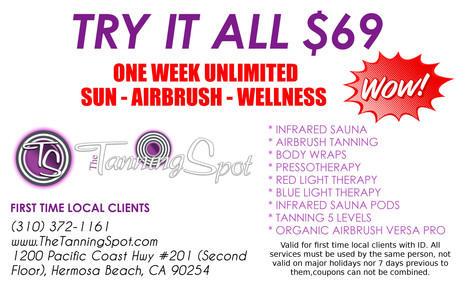 Tanning Specials in Hermosa Beach
