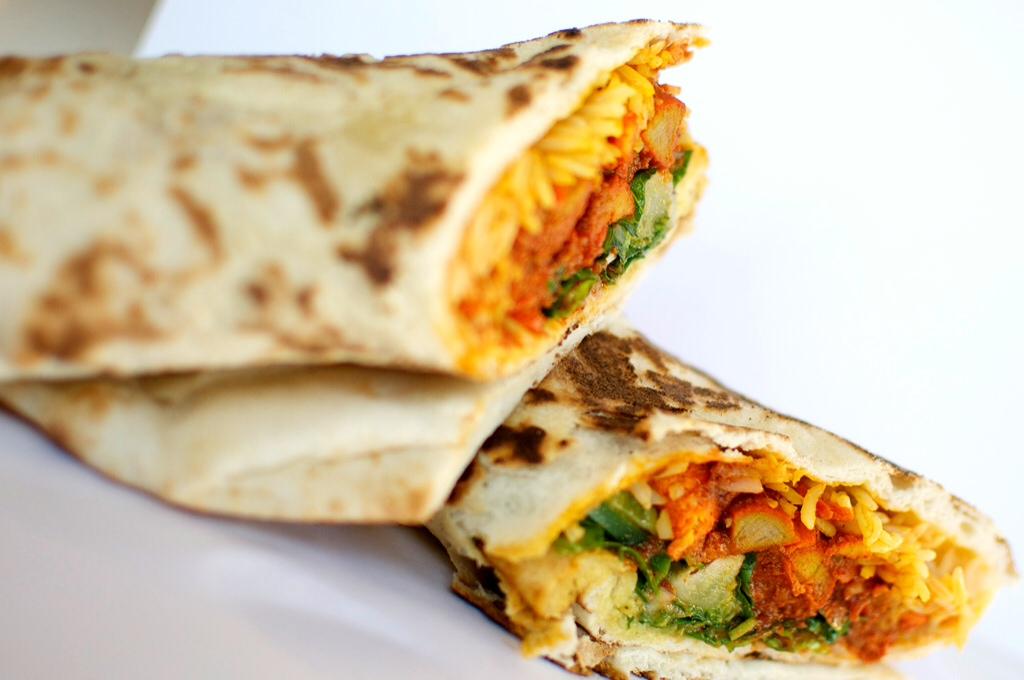 Indian Wrap
