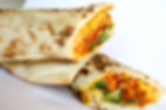 Indian Wrap in Hermosa Beach
