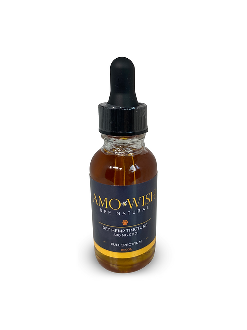 CBD Full Spectrum Pet Tincture