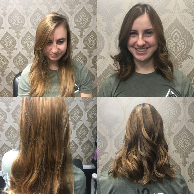 Come get the Balayage that Best Suites You!
