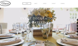 elegant Event Planning and Decoration services
