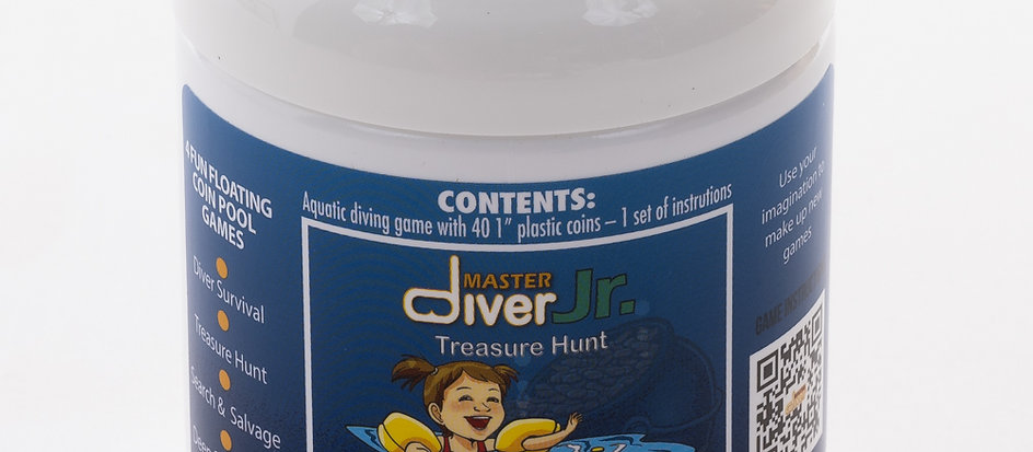 Master Diver Treasure Hunt Jr