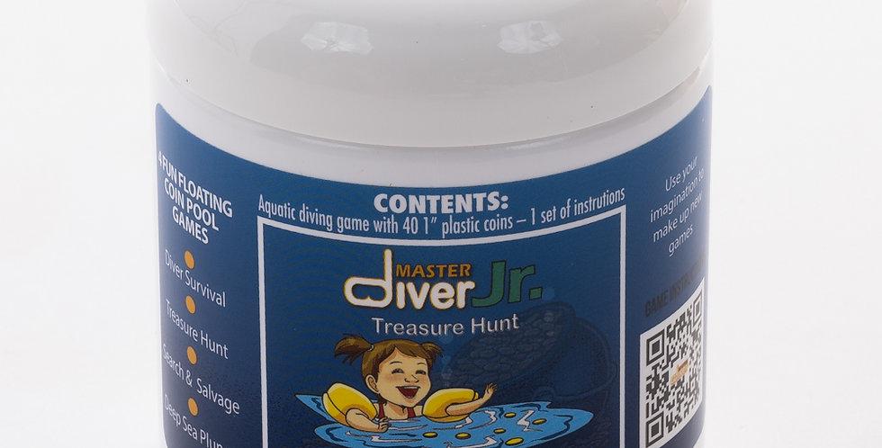 Master Diver Treasure Hunt Jr