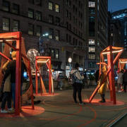 POINT OF ACTION IMMERSIVE ART INSTALLATION COMING TO CRANE PARK