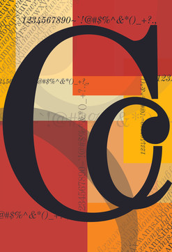 Typeface Poster