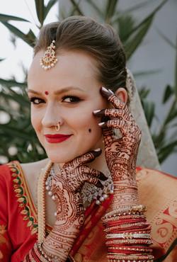 Bridal Mehendi in Los Angeles