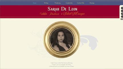 Sarah De Leon