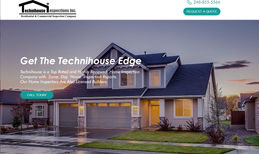 Technohouse Complete redesign of a website
