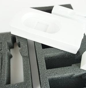 Foam vape packaging
