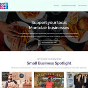 LOVEOURMONTCLAIR.COM — ONE DIRECTORY FOR BUSINESSES THROUGHOUT MONTCLAIR
