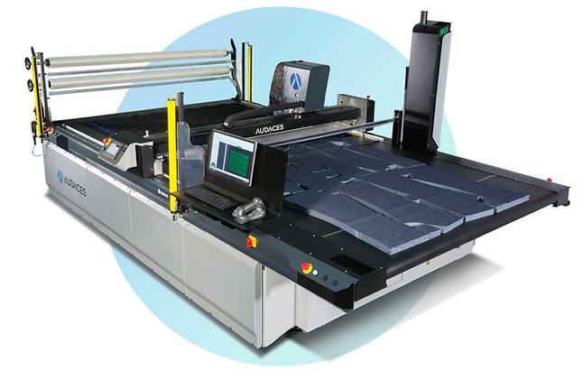 Velocity Plotters NeoCut Bravo High-Ply Cutting Machine