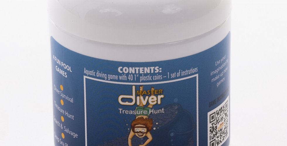 Master Diver Treasure Hunt