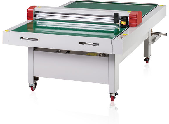 This the Velocity Flatbed Cutter.