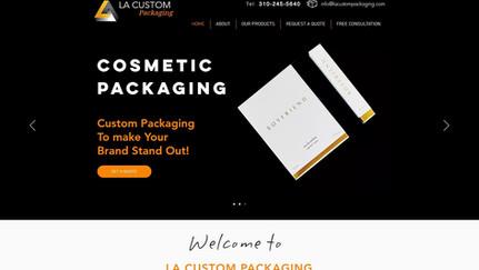 LA Custom Packaging