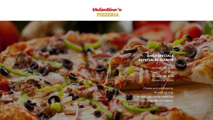 Valentinos Pizza