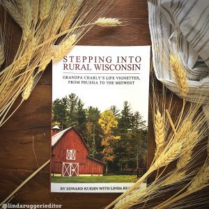 bookcover about rural wisconsin life