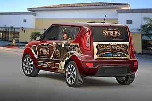Vehicle Graphics Paramount CA