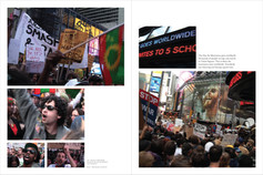 Occupy Wall Street ( Times Square )