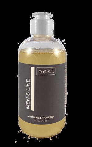 Men's Line - Natural Shampoo