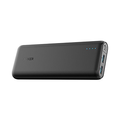 Anker PowerCore Speed 20000 QC Black