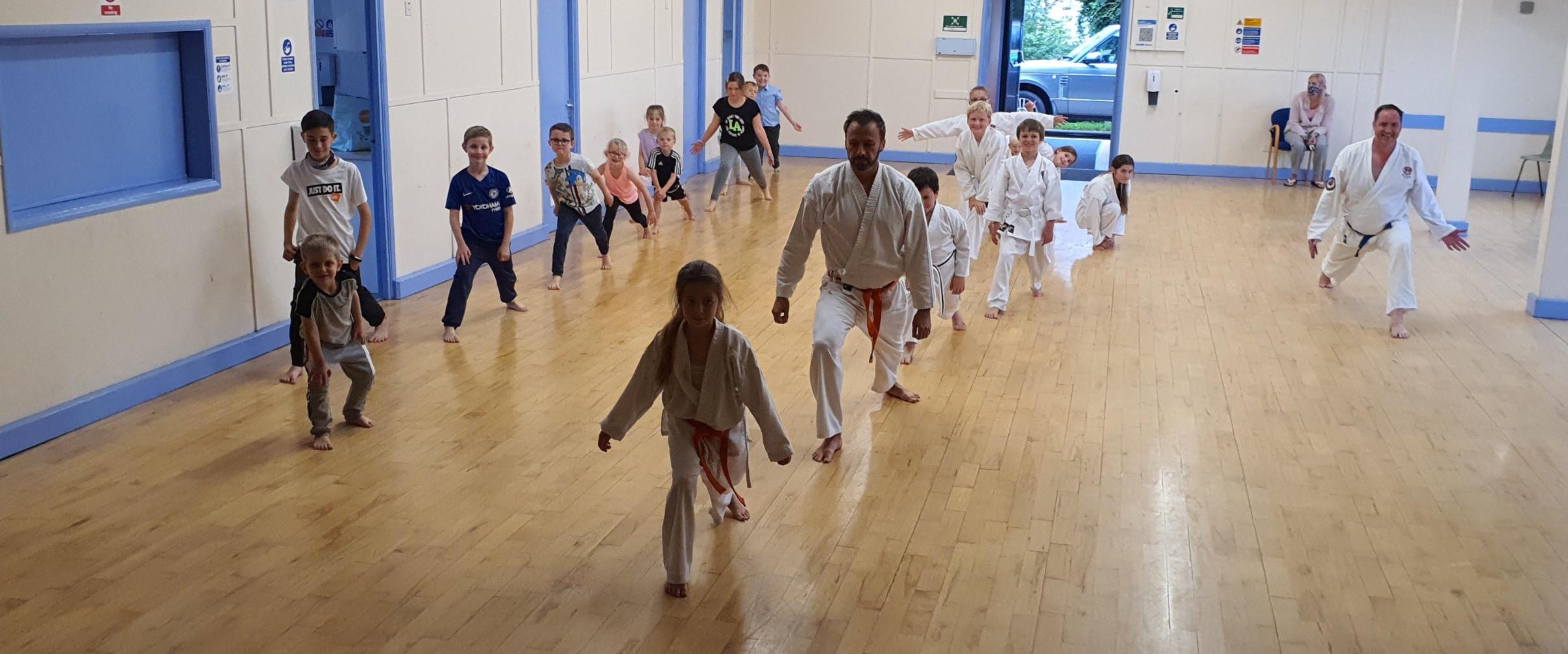 Maylandsea Primary Before School Karate