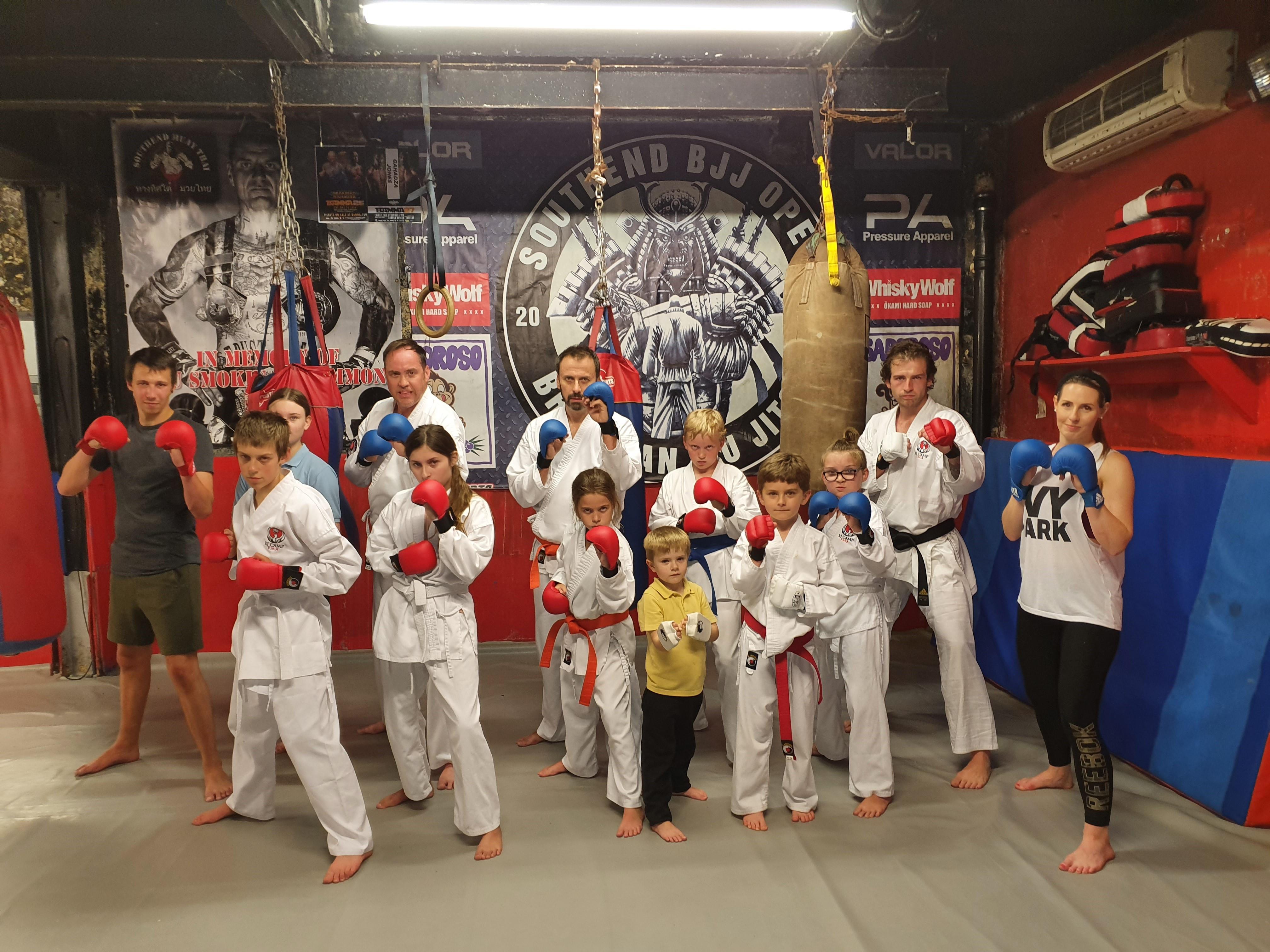 RJ Camp Karate Wednesdays