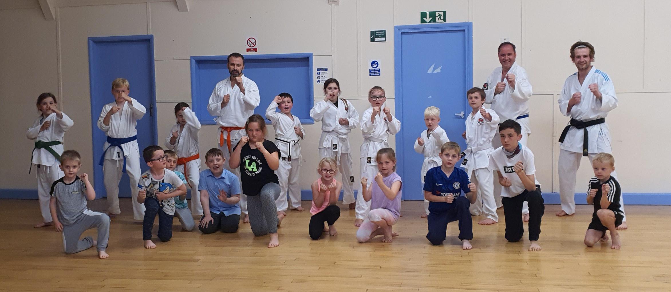 Eastwood Primary After School Karate