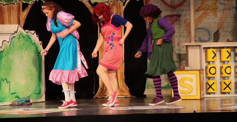 Stinky Kids. Walnut Street Theatre. March 2018