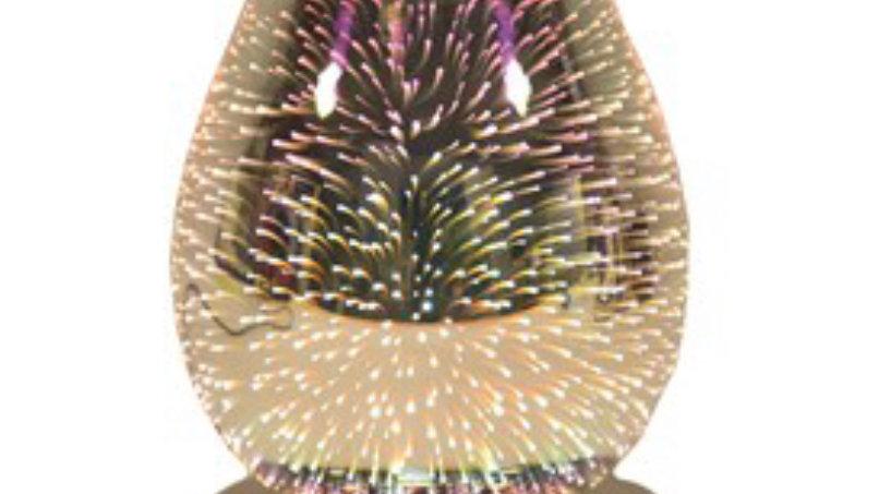 Burst 3D electric touch burner gift set