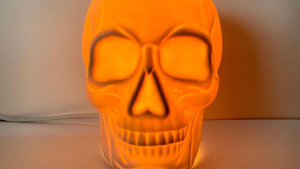 Skull Electric Burner Gift Set