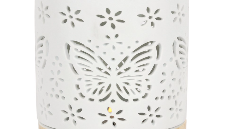 Butterfly Cut Out Burner Gift Set