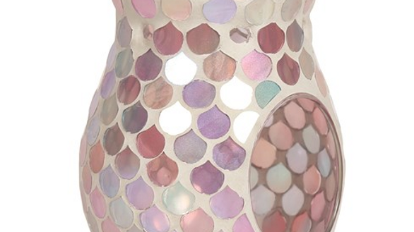 Pink Droplet Burner Gift Set