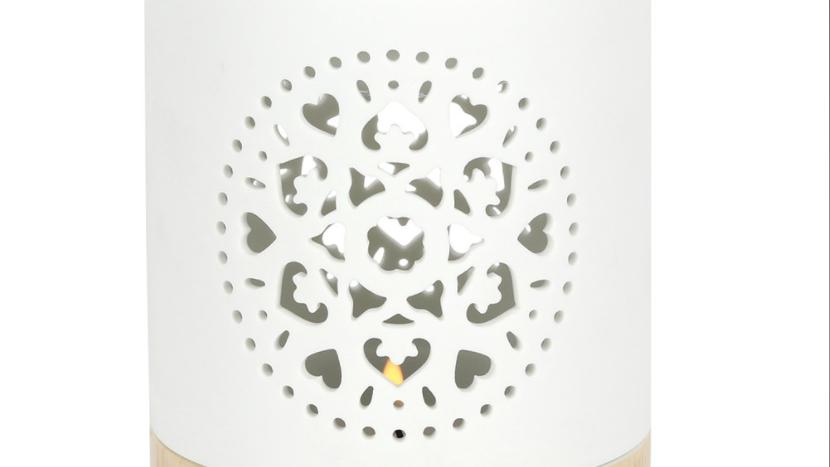 Mandala Cut Out Burner Gift Set