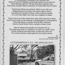 """Ian Rosenzweig - """"Littlehampton CFS"""""""