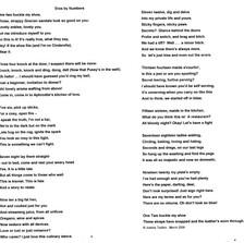 "Joanna Tsalikis - ""Eros By Numbers"""