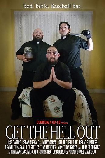 Get the Hell Out | Comedy Horror Short Fim