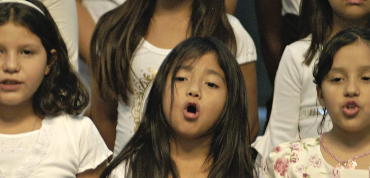 girls choir edit