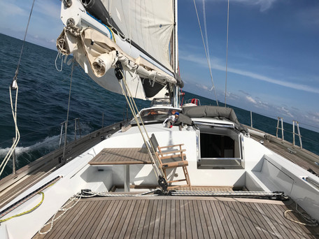 Sailing Yacht Cocal is a yacht for explorers who like comfort.