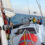 Let's go sailing on S.Y. COCAL