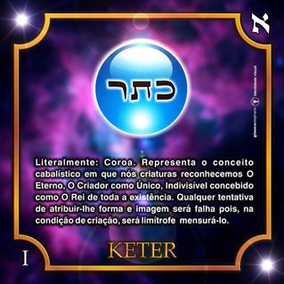 Keter -כתר - Coroa