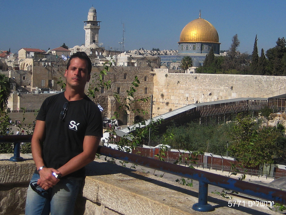 Momentos para recordar: Jerusalém 2010