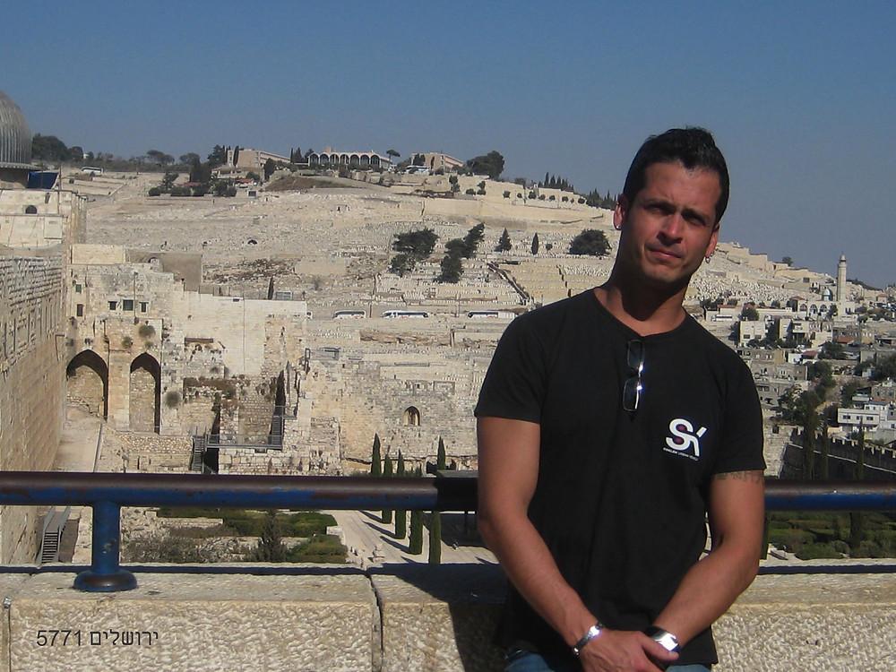 Momentos para levar consigo: Jerusalém 2010