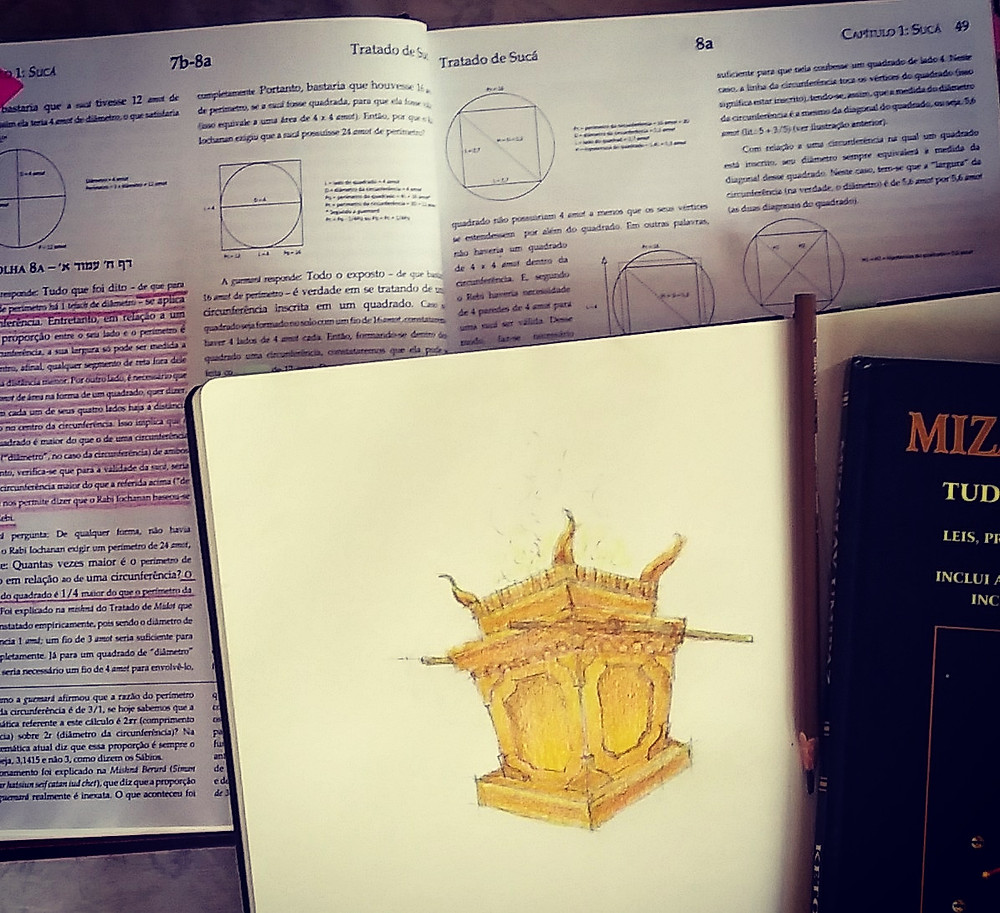 Estudos de Torá e a Matemática