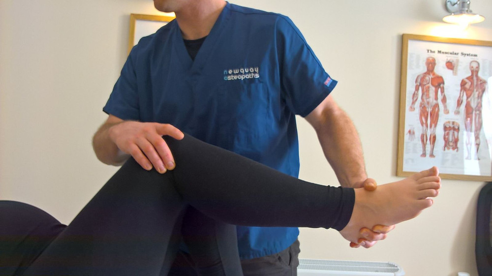Osteopathy for kneepain